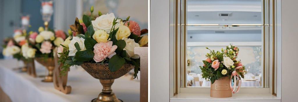 Ślub cywilny w plenerze oraz wesele w Pałacu Romantycznym. 007 romantyczny 6