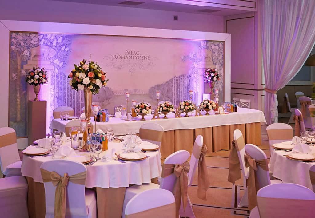 Ślub cywilny w plenerze oraz wesele w Pałacu Romantycznym. 009 romantyczny 1 22