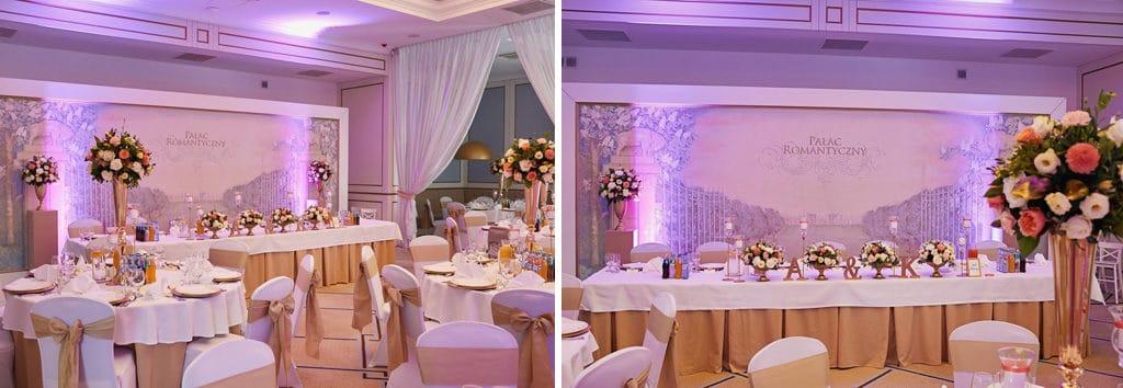 Ślub cywilny w plenerze oraz wesele w Pałacu Romantycznym. 012 romantyczny 1 24