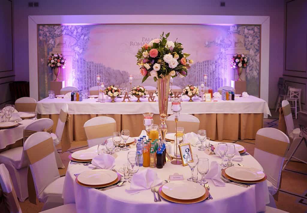 Ślub cywilny w plenerze oraz wesele w Pałacu Romantycznym. 014 romantyczny 1 26