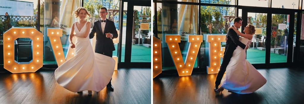 Majówkowy ślub i przyjęcie weselne w sercu miasta. 015 maestra 13