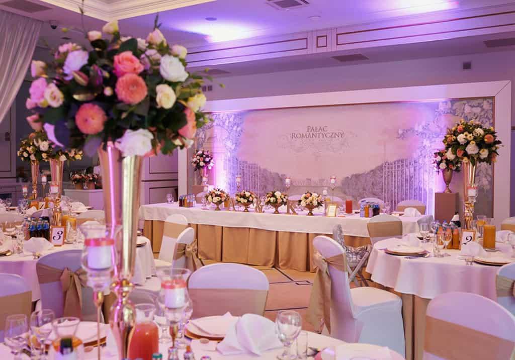 Ślub cywilny w plenerze oraz wesele w Pałacu Romantycznym. 015 romantyczny 1 27