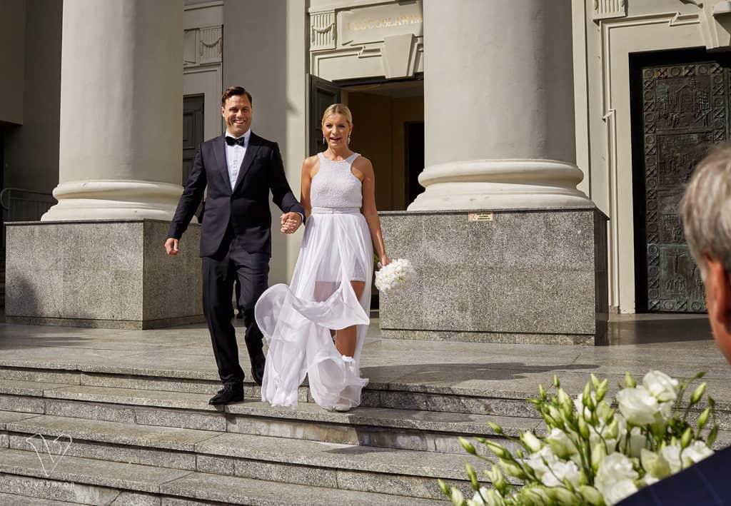Eleganckie wesele z motywem marynistycznym. marina005 5