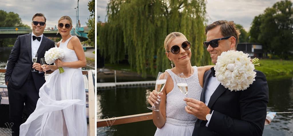 Eleganckie wesele z motywem marynistycznym. marina007 7