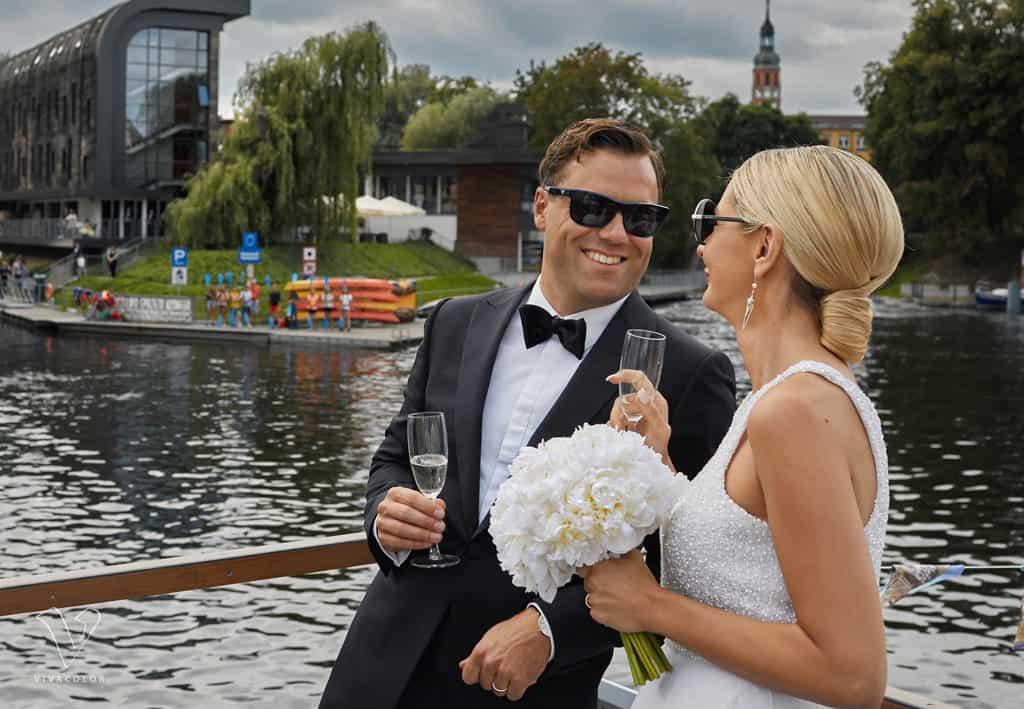 Eleganckie wesele z motywem marynistycznym. marina011 11