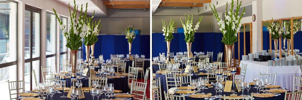 Eleganckie wesele z motywem marynistycznym. marina022 21
