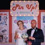 Wesele tematyczne, w stylu Pin UP w Hotelu Evita & SPA pinup001 1 28