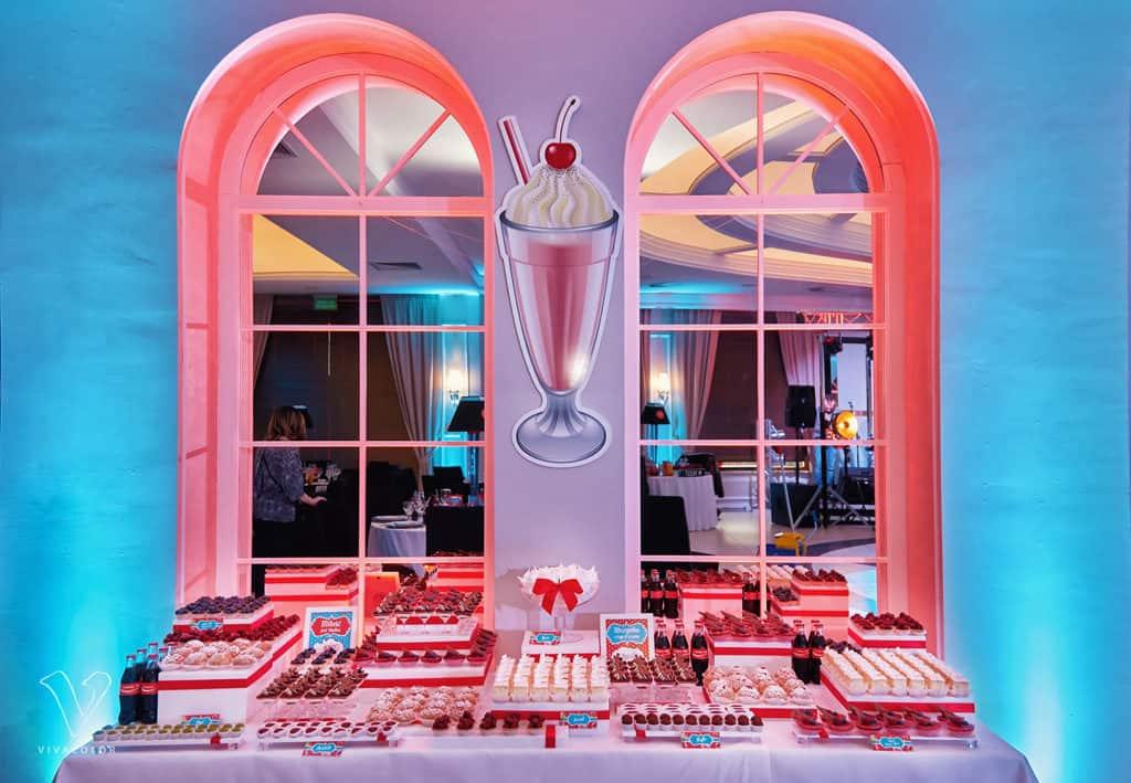 Wesele tematyczne, w stylu Pin UP w Hotelu Evita & SPA pinup018 16