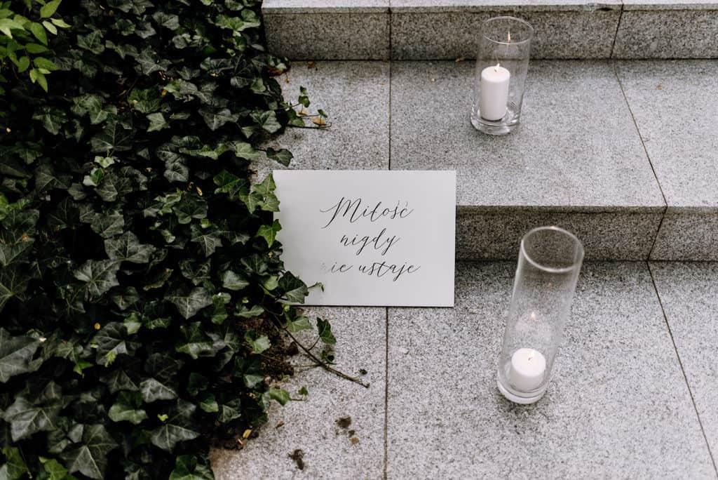 Plenerowy ślub kościelny w Pałacu Romantycznym 005 romantycznylavinci 8