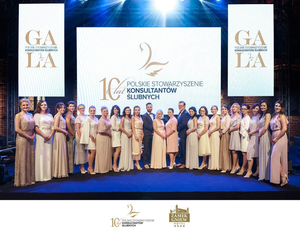 Gala Polskiego Stowarzyszenia Konsultantów Ślubnych -Zamek Gniew 005galapsk 5