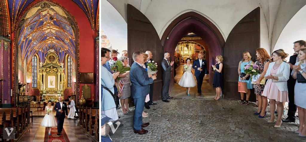 Ślub w Bydgoskiej Farze, uroczystość w kolorach Tiffany Blue na weselu w Słonecznym Młynie. 011s onecznym yn 11
