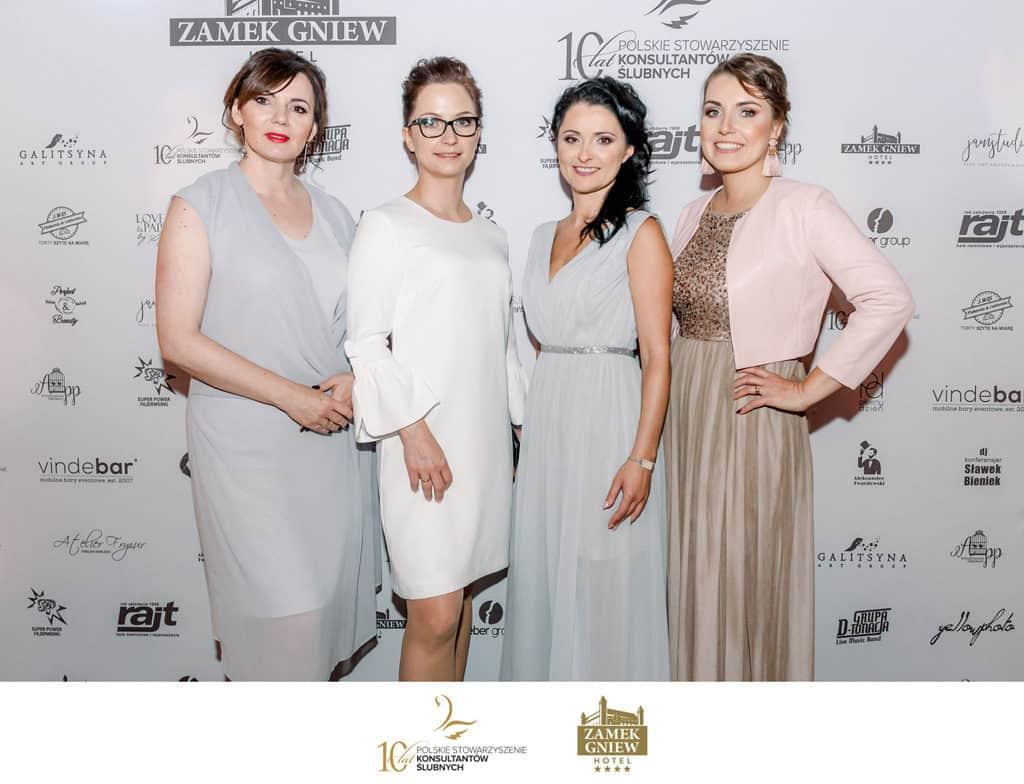 Gala Polskiego Stowarzyszenia Konsultantów Ślubnych -Zamek Gniew 029galapsk 11
