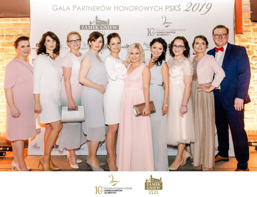 Gala Polskiego Stowarzyszenia Konsultantów Ślubnych -Zamek Gniew 030galapsk 12