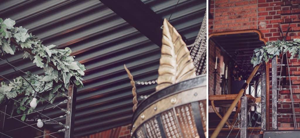 Industrialne wesele w restauracji Czosnek i Oliwa 048 czosnekioliwa 48