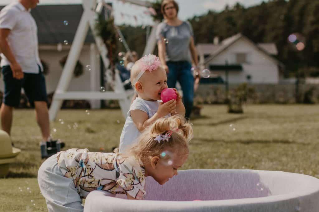Organizacja urodzin dla małej Mai w ogrodzie 067 maja 27