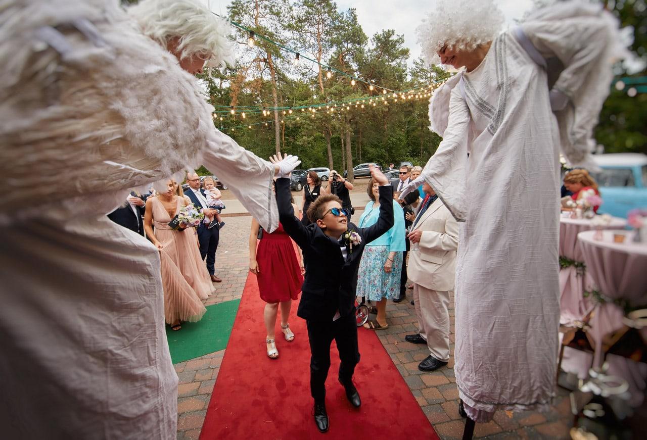 bajkowy ślub