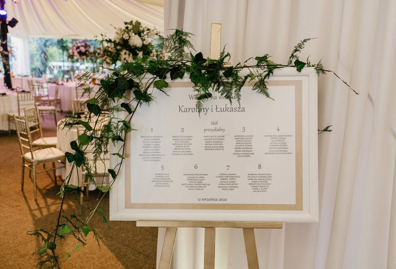 Botaniczny styl na weselu w Hotel Pałac w Myślęcinku 030 palac myslecinek 5